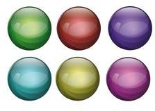 3D球形 免版税图库摄影