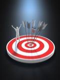 3D目标的例证 向量例证