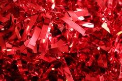 3d红色光纸背景 免版税图库摄影