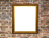 3d美好的尺寸图框架例证三非常葡萄酒 库存照片
