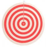 3d背景董事会在被回报的白色的箭例证 库存图片