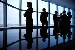 3d背景镜象人寿保险业白色 免版税库存图片