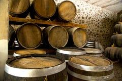 3d背景滚磨模型白葡萄酒 免版税图库摄影