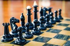 3d背景黑色棋形象高图象回报解决方法 图库摄影