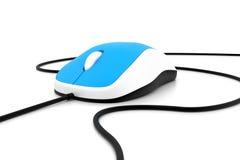 3d计算机老鼠的例证 免版税库存照片