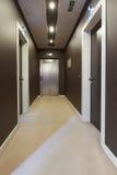 3d走廊图象内部空间等待 库存照片