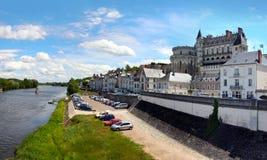 d�Amboise замка королевское Стоковое Фото