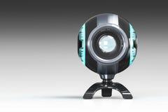 3D übertragen vom Webcam Stockfoto