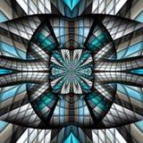 3D übertragen von der Plastikhauchhintergrundfliese Stockfotos