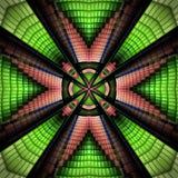 3D übertragen von der Plastikhauchhintergrundfliese Stockfoto