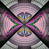 3D übertragen von der Plastikhauchhintergrundfliese Stockfotografie