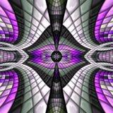 3D übertragen von der Plastikhauchhintergrundfliese Lizenzfreie Stockfotografie