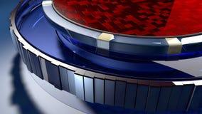 3D абстрактное изображение Стоковые Фото