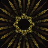 3d красивейшая габаритная диаграмма сбор винограда иллюстрации 3 рамки очень Стоковое Фото
