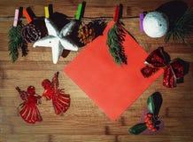2d Новый Год графика designe компьютера рождества карточки Стоковое фото RF
