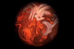 3d подпирают звезды космоса перевода качества планеты мати освещения eurasia земли высокие Стоковое Фото