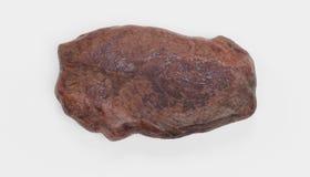 3D представляют стейка говядины иллюстрация штока