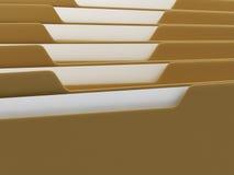 Скоросшиватели Стоковое Изображение RF