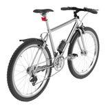 3d представляют велосипеда горы Стоковая Фотография