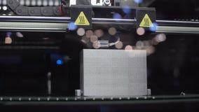 3d процесс печати, роботизация производственных объектов, будущих нововведений акции видеоматериалы