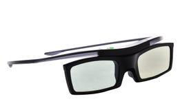 3d стекла, изолированный active, Стоковое Изображение RF