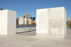 d Франклин Роосевелт Парк свобод Рузвельта 4 стоковая фотография