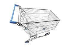 3d购物车被生成的图象购物 库存图片