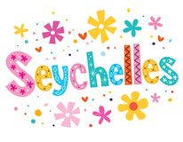 Seychelles vector illustration