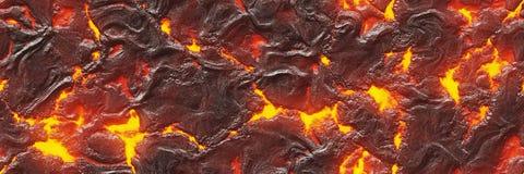 Файл безшовной магмы большой Разрушьте жидкий жидкий металл стоковое изображение rf