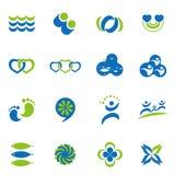 λογότυπο στοιχείων σχε&d Στοκ φωτογραφία με δικαίωμα ελεύθερης χρήσης