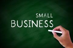 3d商业查出的小的白色 免版税库存图片