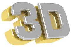 3d Vector Illustratie