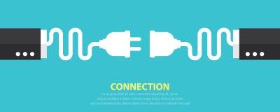 3d概念连接数齿轮机构 免版税库存照片