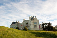 d'Abbadia do castelo Fotos de Stock