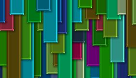 3d abstract background. Abstract colors tile background 3d Stock Images