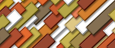 3d abstract background Royalty Free Stock Photo