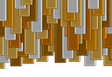 3d abstract background Royalty Free Stock Photos