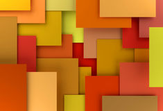 3D abstract background Royalty Free Stock Image