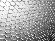 3d abstract background shaded with grid pattern Royalty Free Stock Photos