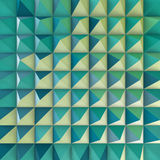 3D abstract creative background. Vector Royalty Free Stock Photos