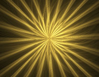 3d abstract fractal illustration background for Royalty Free Stock Photo