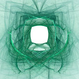 3d abstract fractal illustration for creative design Stock Photos