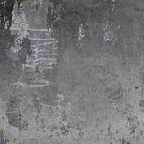 3d abstract grunge gray wall backdrop Royalty Free Stock Photo