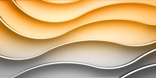 3d abstract wallpaper Royalty Free Stock Photos