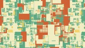 3d abstracte achtergrond render Stock Afbeelding