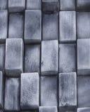 3D abstracte achtergrond van de computerbaksteen Royalty-vrije Stock Afbeelding