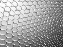 3d abstrakcjonistyczny tło cieniący z siatka wzorem Zdjęcia Royalty Free