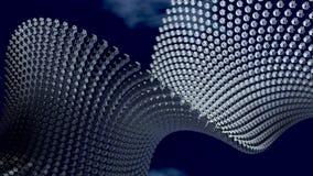3D abstrakcjonistyczny wizerunek Obraz Royalty Free