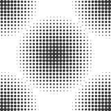 3 d abstrakcyjne tła pozbawione kropkująca scena Halftone skutek najlepszego ściągania oryginalni druki przygotowywali teksturę n royalty ilustracja