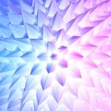 3D abstrakta ilustracja Zdjęcie Stock